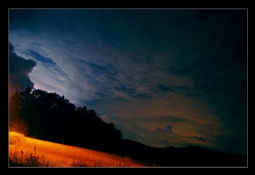 Light up the sky by Ferdie