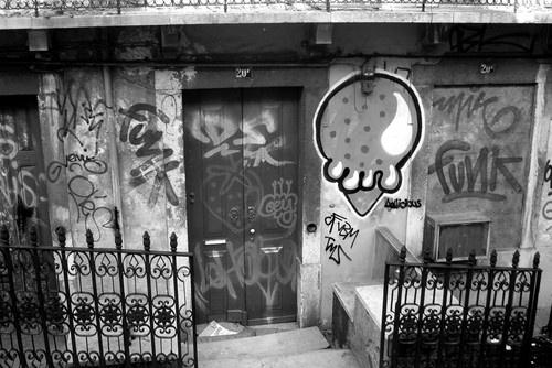 Graffiti #3 by electricsoup