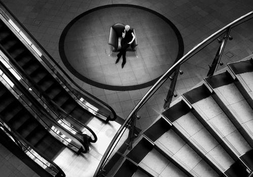 Stairways by Pixel_Pirate