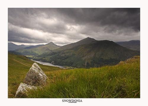 Snowdonia by dtomo68