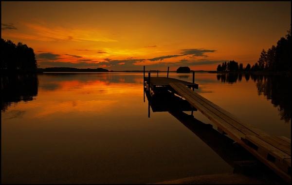 LAST LIGHT... by Jou©o