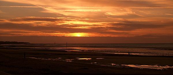 Normandy Coast - August by nigele1