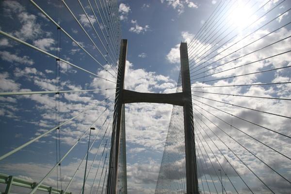 Severn bridge by carriebugg