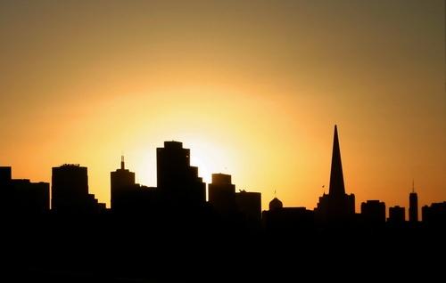 San Francisco CityScape by liparig