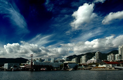 Lonsdale Quay, North Vancouver by accystan