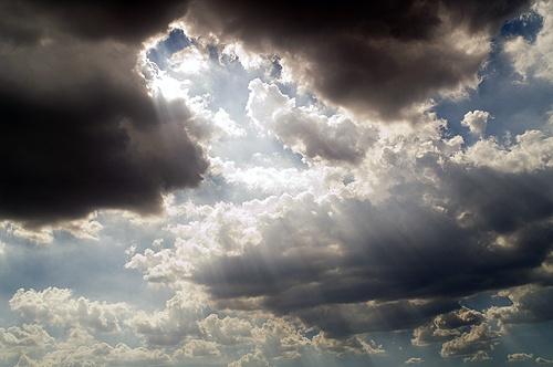 Ray of Sunshine by KaylaR