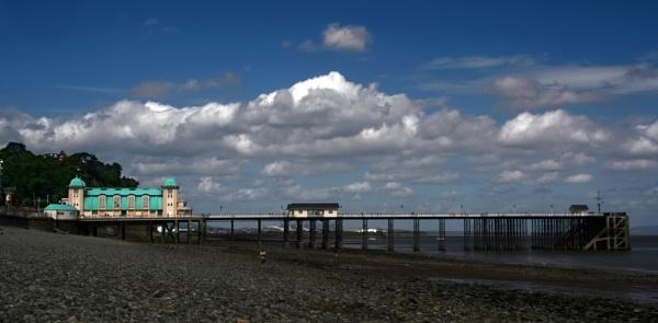 Penarth Pier by AngelaD