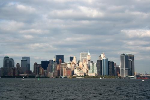 Tip of Manhattan by robertb