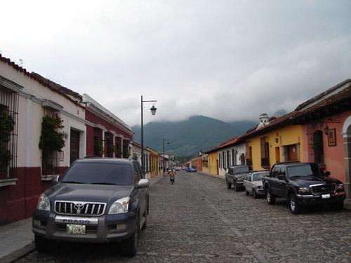 Antigua, Guatemala by Han_R