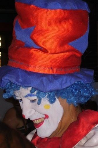 Japanese Street Clown by EMMA1