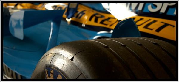 Renault F1 by BigBenn