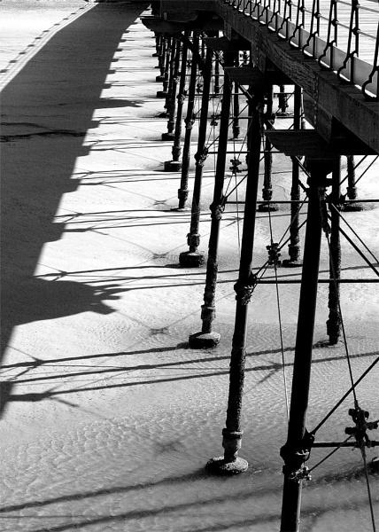 Saltburn Pier by JohnBick