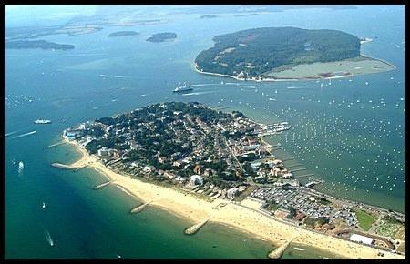 Sandbanks Poole by jimbo75