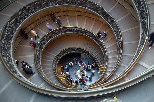 Momo Stairs by iajohnston