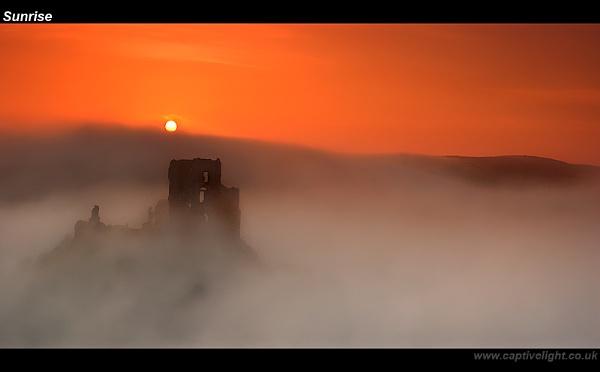 Sunrise by Miles Herbert