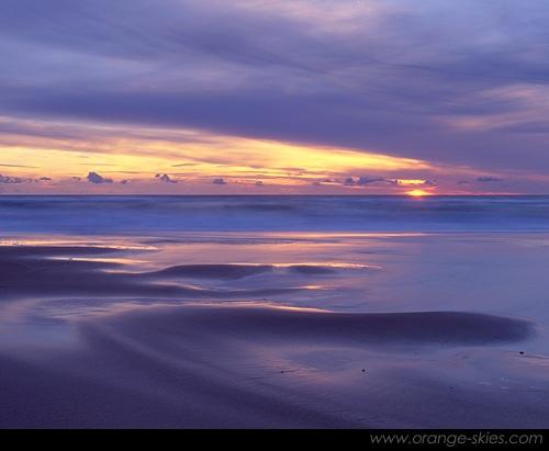 sundown by davidentrican