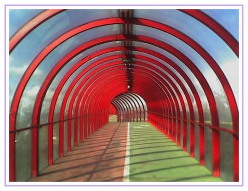 camera phone tunnel by greensurfingbear