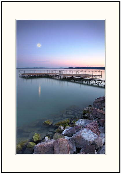 Lake Balaton by yoguko