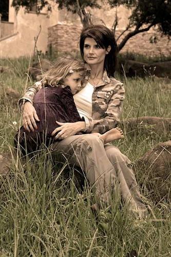 Melissa & Kid by LourensdB