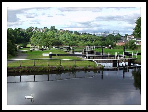 Maryhill Locks by billbris