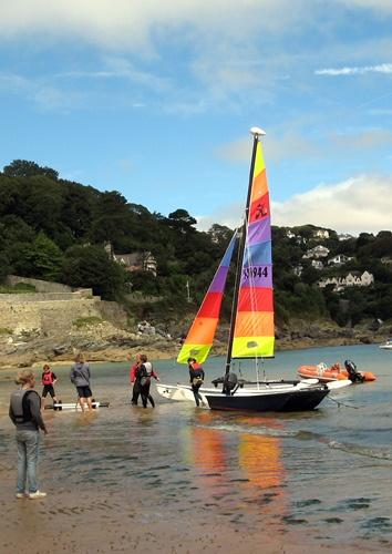 Sailing 1 by Fran