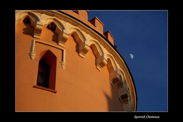 Spanish Castle by NickCoker