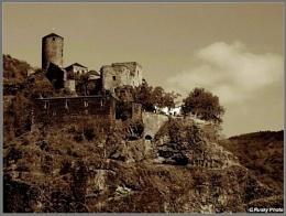 12 Septebmer. A Castle on the Rock