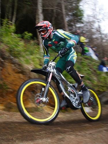 Downhill MTB 2 by MattRW