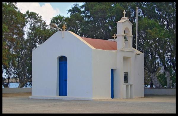 Cretan Church by DPWeeks