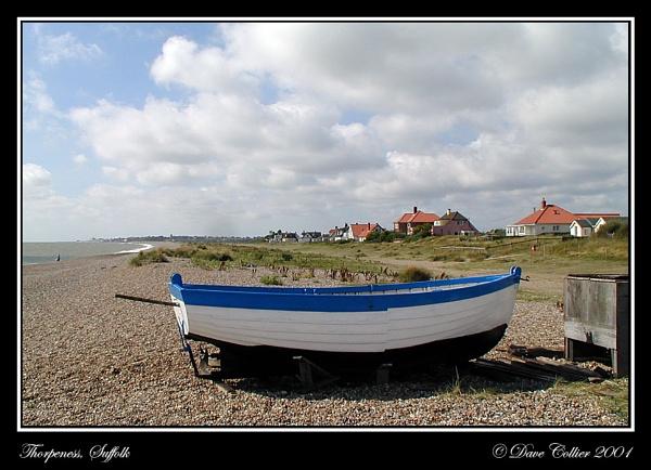 Suffolk Beach by Dave_Collier