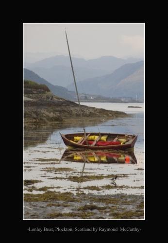 Lonley Boat by yar123