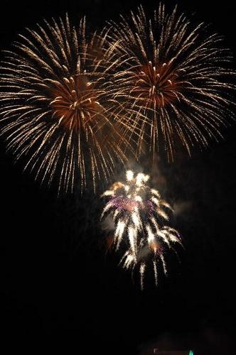 Blackpool Fireworks by AEasthope67