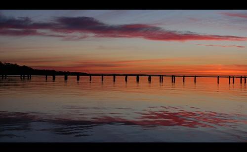 old pier by kelmac