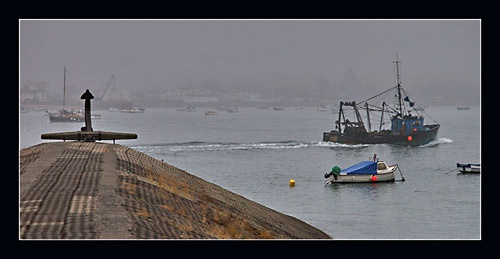 Early Morning Appledore by Tetters