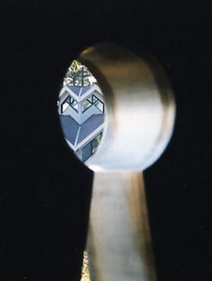 The Keyhole by tarara