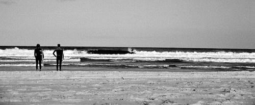 Surfers @ Stradbroke by LauraVest