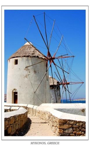 Windmill by MichaelAlex