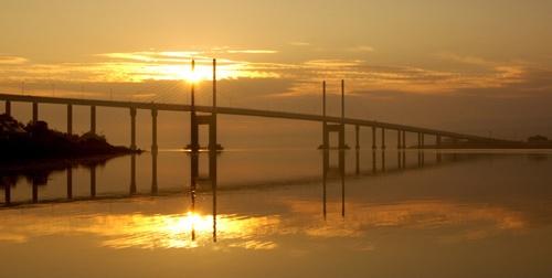 The Kessock Bridge by viscostatic