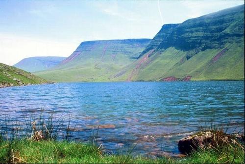 Lake, Western Beacons. by dave_morgan