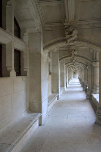 Inside Château by iajohnston