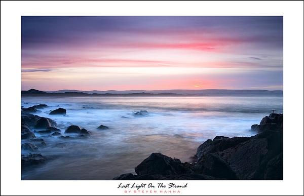 Last Light On The Strand by StevenHanna
