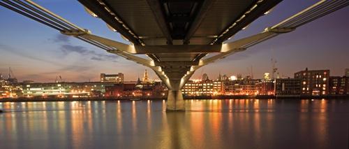 Millennium bridge by tonyheps