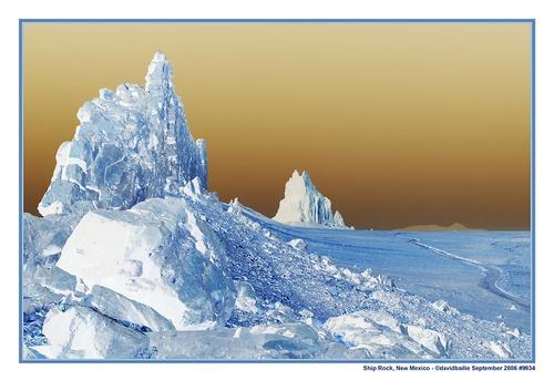 Ship Rock by davidbailie