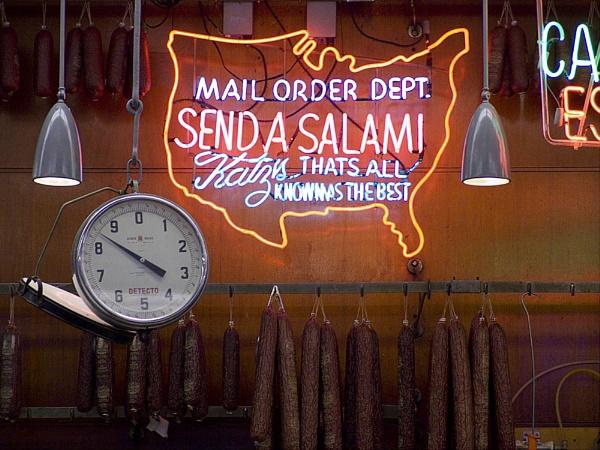 Send a Salami by gajewski