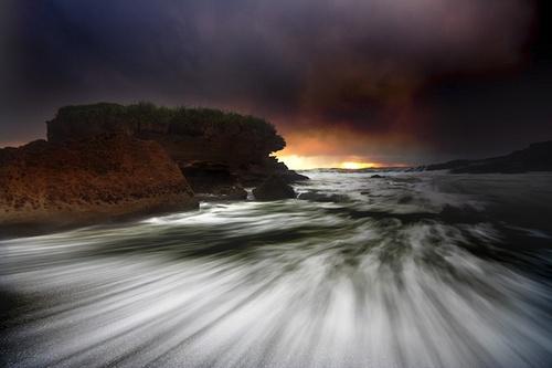 Punakaiki Beach by bond