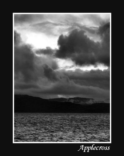 Mono Sunset by lcmerrin
