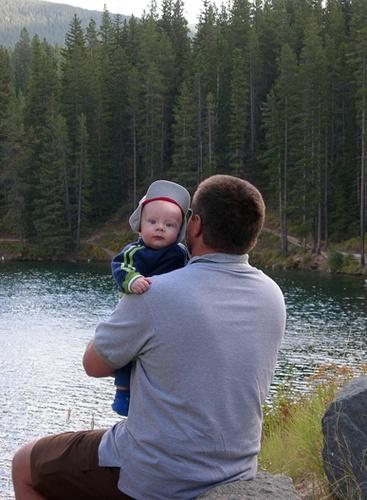 Chinook Lake 3 by KathyR