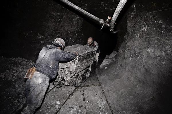 Miners in Cerro Rico by philipr