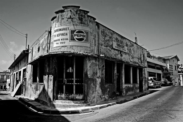 Old Paphos Town 2 by Taya