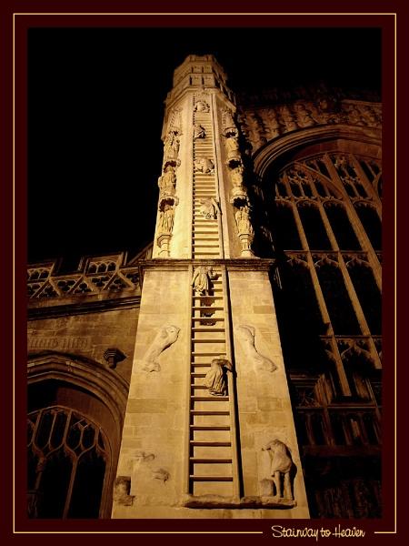 Stairway to Heaven by DiegoDesigns
